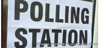 Warrington goes to the polls as 174 candidates contest 58 seats in all out elections - Gary Skentelbery