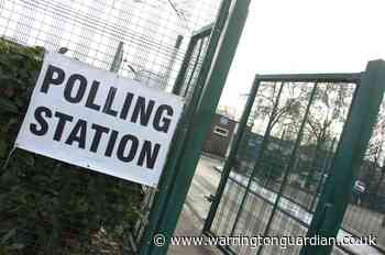 Polling stations in Warrington open for local elections - Warrington Guardian