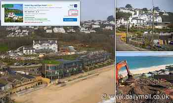Staying at hotel where G7 leaders will meet costs £4,000 per NIGHT ahead of Carbis Bay summit