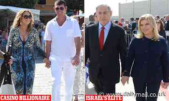 James Packer's stunning ties to Benjamin Netanyahu and Israel's elite revealed