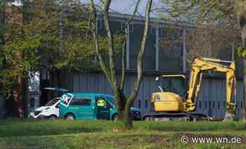 Münster: Entschärfung auf dem Kasernen-Gelände in Handorf