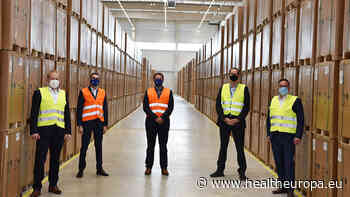 B Medical Systems and Kuehne+Nagel BeLux open new distribution centre - Health Europa