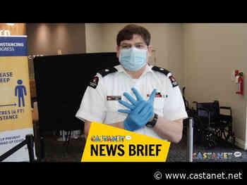 St. John Ambulance medical first responders volunteer at B.C. Interior vaccine clinics - Kelowna News - Castanet.net