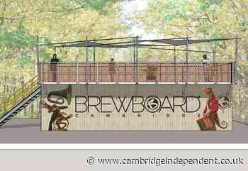BrewBoard lines up tap room in Cambridge – and rooftop terrace in Harston - Cambridge Independent