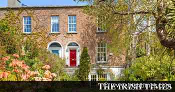 Period home plus one on a tucked-away terrace in Dublin 6 - The Irish Times