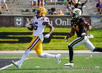 LSU Football: Joe Brady notes Terrace Marshall's best skill - Death Valley Voice