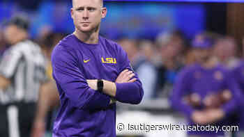 Joe Brady is 'excited to get back to work with' WR Terrace Marshall Jr. - LSU Wire