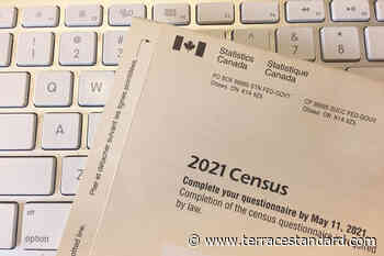 2021 census responses due May 11 – Terrace Standard - Terrace Standard
