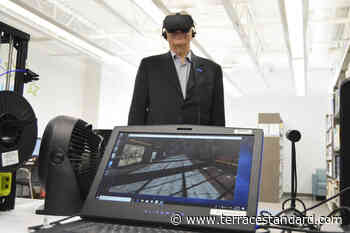 Terrace to use virtual reality to sell industrial park to investors - Terrace Standard