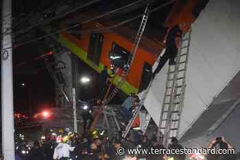 VIDEO: Mexico City metro overpass collapses onto road, leaving 23 dead – Terrace Standard - Terrace Standard
