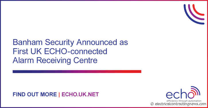 Banham Security are an ECHO-connected alarm receiving centre sending signals to police