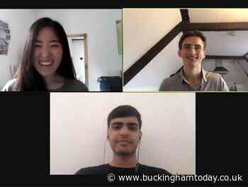University of Buckingham students win £3,000 in technology competition - Buckingham Advertiser