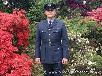 Buckingham man retires from RAF career after more than 40 years - Buckingham Advertiser