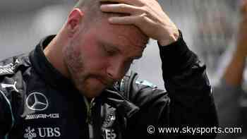 Bottas rubbishes Mercedes exit reports