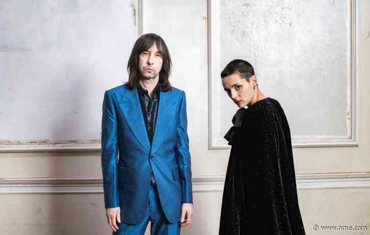 Listen to Bobby Gillespie and Jehnny Beth's new single 'Chase It Down'
