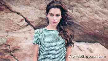 Game of Thrones' Emilia Clarke sues Flaunt Magazine over unpermitted use of her photos - Wiki Of Thrones