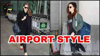 Emilia Clarke Vs Kristen Stewart: Whose Airport Look Is Sassy? Vote Here - IWMBuzz
