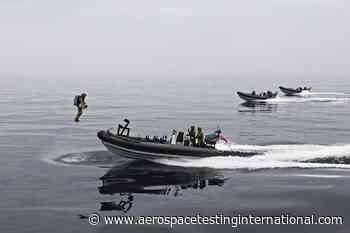 Video: Royal Marines test Gravity Industries Jet suit - Aerospace Testing International