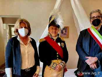 Il sindaco di Loano a Spinetta Marengo per il 200^ anniversario della morte di Napoleone - IVG.it
