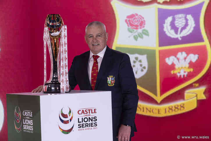 Gatland ready to battle the Boks for more Lions glory