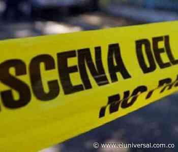 Asesinan a dos policías en Tierralta, alto Sinú cordobés - El Universal - Colombia