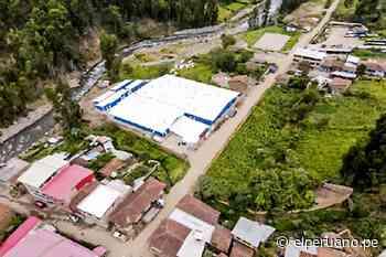 Reconstrucción: inauguran hospital de contingencia en provincia ancashina de Pomabamba - El Peruano