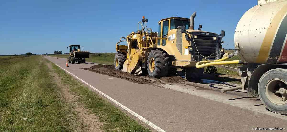 $80 millones para mejorar seis rutas de los departamentos San Cristóbal y 9 de Julio - El Departamental