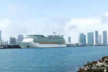 San Cristóbal y Nieves reanudará la llegada de cruceros en julio próximo - EFE - Noticias