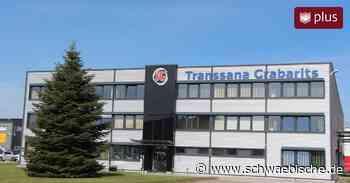 So plant Transsana Grabarits in Bad Wurzach - Schwäbische