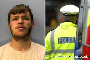 Police in Brighton searching for Luke Clayton after woman attacked