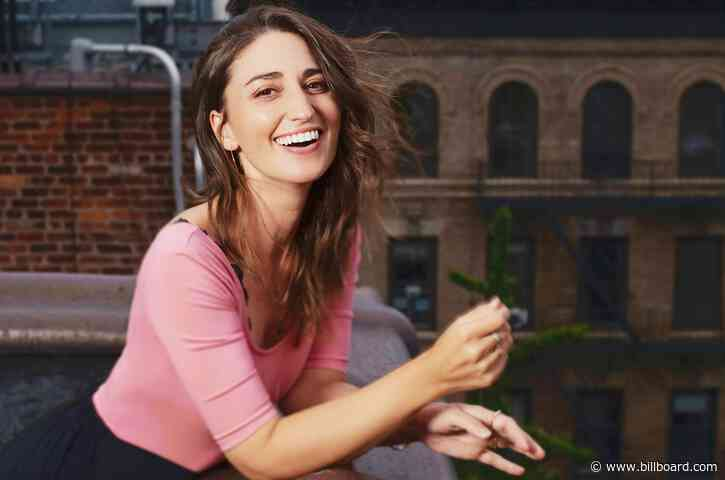 Ahead of New Live Album, Sara Bareilles Is Taking Fans Back to the Hollywood Bowl