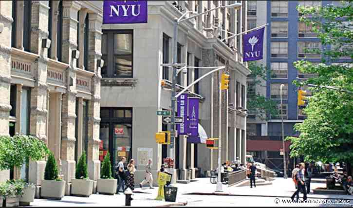 NYU Professor/Propaganda Expert Fights Academic Censorship
