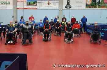 Tennistavolo: Secondo concentramento in carrozzina a Castel Goffredo - La Gazzetta dello Sport