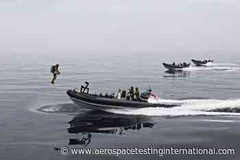 Video: Royal Marines test Jet suit - Aerospace Testing International