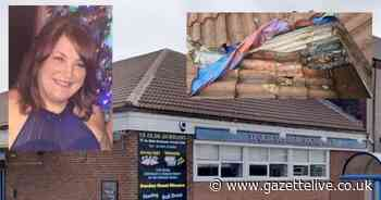 Social club in 'chaos' with floods & bills after thieves strip roof