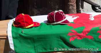 Wales and Lions legend John Dawes laid to rest as stars attend funeral