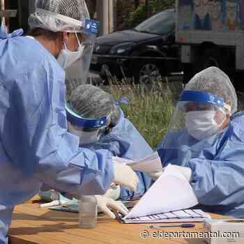 Covid-19: 44 nuevos contagios en San Cristóbal - El Departamental
