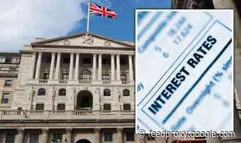 Bank of England keeps base rate at 0.1% - inflation & negative rates prospects reviewed
