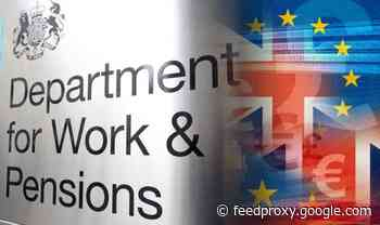 EU Withdrawal Agreement: DWP breaks down how European workers can get state benefits