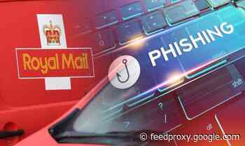 Royal Mail scam warning; 'incredibly sophisticated' fraudsters target customers - be aware