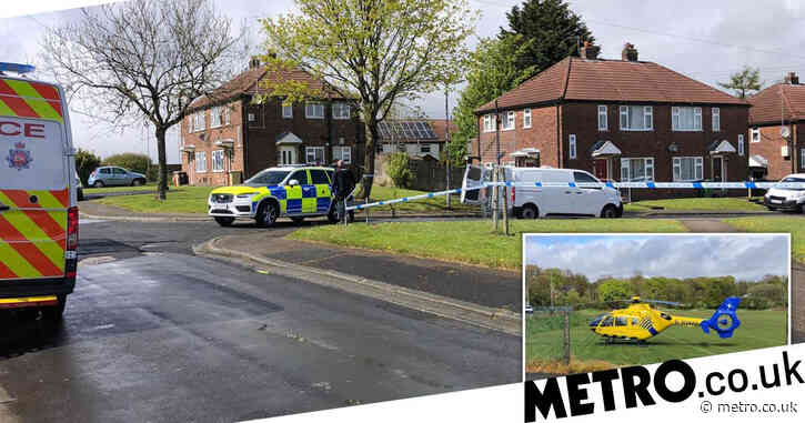 Dog attack leaves man with life-threatening injuries to face and arm
