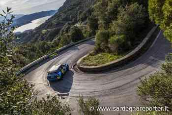 Porto Cervo Racing con Moricci-Garavaldi al Rally della Valdinievole - Sardegna Reporter