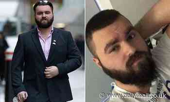 Politics student 'joined neo-Nazi groups and used social media to 'stir up' a race war'