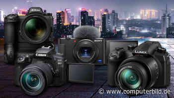 Digitalkameras im Test: Das sind die Topmodelle 2021