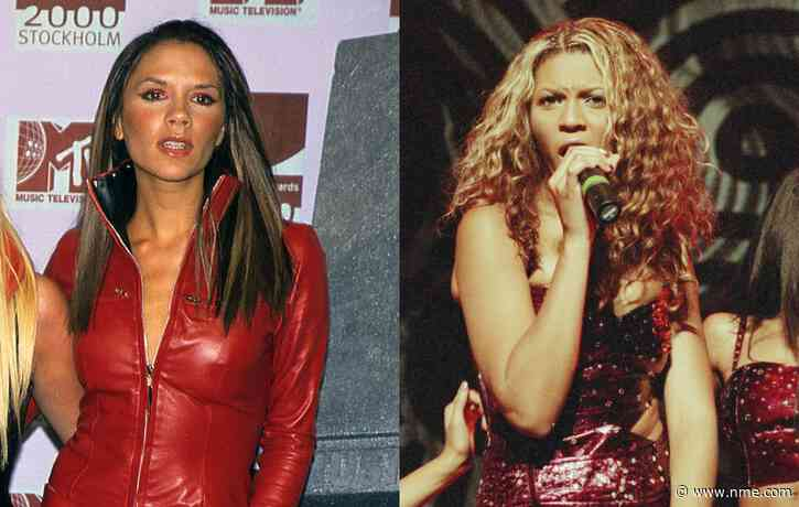 """Beyoncé once told Victoria Beckham how the Spice Girls """"inspired"""" her"""