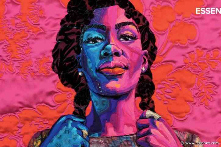 Networking Landed Artist King Nilah On The Cover Of ESSENCE