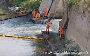 Pemex contamina impunemente el río Tula - El Sol de Hidalgo