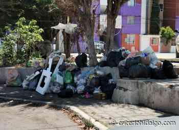 Recolección de residuos en Tula, deficiente: vecinos - Criterio Hidalgo