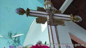 Pueblo de Guatire rindió homenaje a la Cruz de Mayo | - Correo del Orinoco