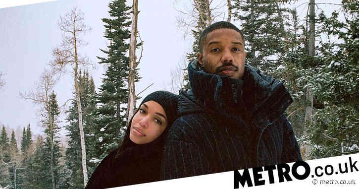Lori Harvey tries out beauty products on boyfriend Michael B Jordan: 'His skin looks good because of me'
